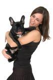 lyckliga husdjur Fotografering för Bildbyråer
