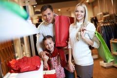 lyckliga kunder Royaltyfria Foton