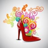 Lyckliga kvinna dag vektor illustrationer