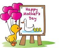 lyckliga mödrar för dag Royaltyfria Foton