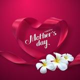 lyckliga mödrar för dag royaltyfri illustrationer