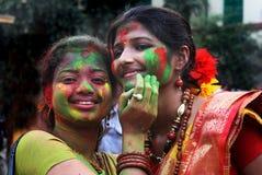 lyckliga moods Fotografering för Bildbyråer