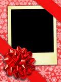 lyckliga retur för jul Arkivbild