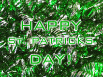 Lyckliga St Patrick ' s-dag Arkivbilder