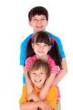 lyckliga ungar Royaltyfria Bilder