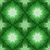 lyckliga växter av släkten Trifolium Vektor Illustrationer
