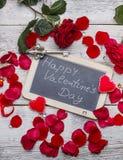 Lyckliga valentin dag Royaltyfria Bilder