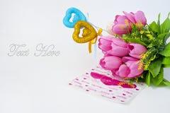 Lyckliga Valentine Day! Royaltyfria Foton
