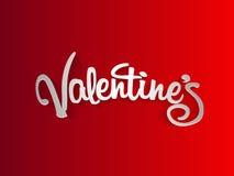 lyckliga valentiner för dag Fotografering för Bildbyråer