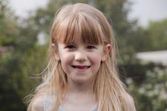 lyckligt barn Royaltyfri Bild