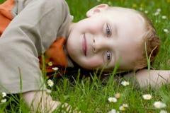 lyckligt barn Royaltyfri Foto