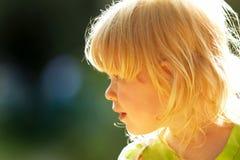 lyckligt barn royaltyfria foton
