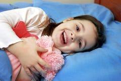 lyckligt barn royaltyfri fotografi