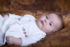 Lyckligt behandla som ett barn Royaltyfri Fotografi