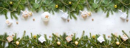 lyckligt glatt nytt år för jul Bakgrund arkivbild
