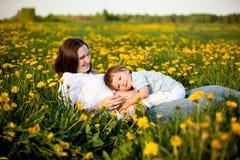 lyckligt havandeskap Fotografering för Bildbyråer