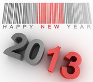 Lyckligt nytt år vektor illustrationer