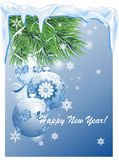 Lyckligt nytt år Arkivbilder