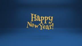 lyckligt nytt år Royaltyfri Fotografi