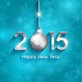 lyckligt nytt år för bakgrund Arkivfoto