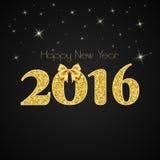 lyckligt nytt år för bakgrund Arkivbilder