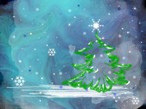 lyckligt nytt år för bakgrund Arkivbild