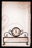 lyckligt nytt banaår för 2007 klocka Arkivfoto