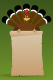 Lyckligt tacksägelsedagkort stock illustrationer