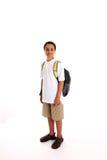 lyckligt tonårs- för pojke Royaltyfria Foton