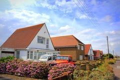 Lydd-på-hav Kent United Kingdom Arkivfoto