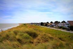 Lydd-on-Sea beach England United Kingdom Stock Images