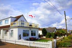 Lydd-on-Sea village England United Kingdom Stock Photos
