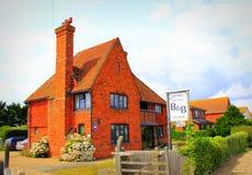 Lydd-on-Sea village England United Kingdom Stock Image
