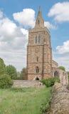 Lyddington kyrka Royaltyfri Bild