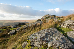 Lydford Tor Stock Photography