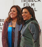 Lydia Dean Pilcher and Mira Nair Royalty Free Stock Photos