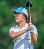 Lydia Ko at the 2013 US Women's Open Royalty Free Stock Image