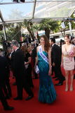 Lydia Lestan Miss Cannes 2016 Stock Image