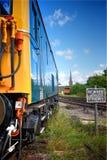 Lydney交汇站格洛斯特郡英国 免版税图库摄影