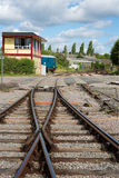 Lydney Junction Station Gloucestershire UK Stock Photography