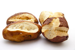 Lye bread rolls Stock Photography