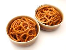 Lye pretzels Royalty Free Stock Photography