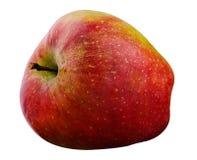 Lying ripe red apple Royalty Free Stock Image