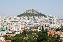 Lykavittos Hill Stock Image