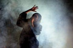 Lykke Li (Swedish singer and songwriter) performs at Sonar Festival Royalty Free Stock Photos