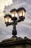 Lykta Budapest, Ungern Royaltyfria Foton