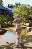 Lykta på den Kodaiji templet, Kyoto, Japan arkivfoton