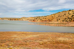 Lyman lake Arizona Stock Photos
