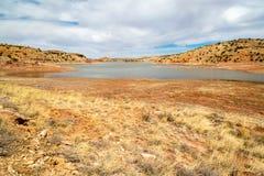 Lymanmeer Arizona Royalty-vrije Stock Afbeelding