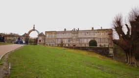 Lyme dom przy Szczytowym Gromadzkim parkiem narodowym w Anglia zdjęcie wideo